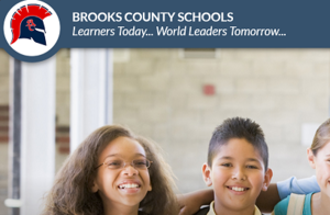 New Website for Brooks County Schools