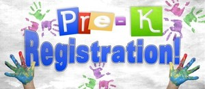 Pre-K Registration (Mar 19-23)