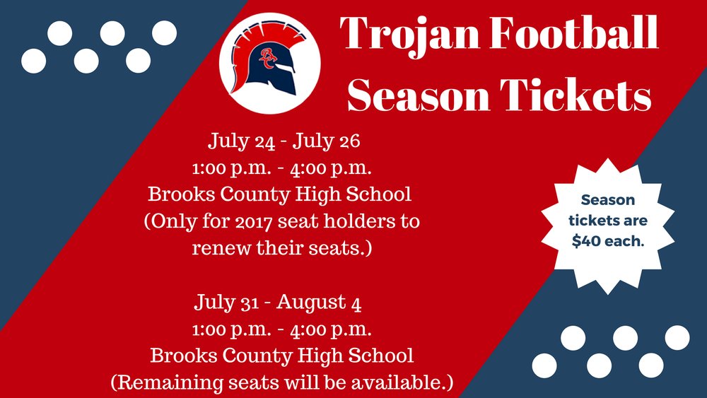 Season Football Tickets