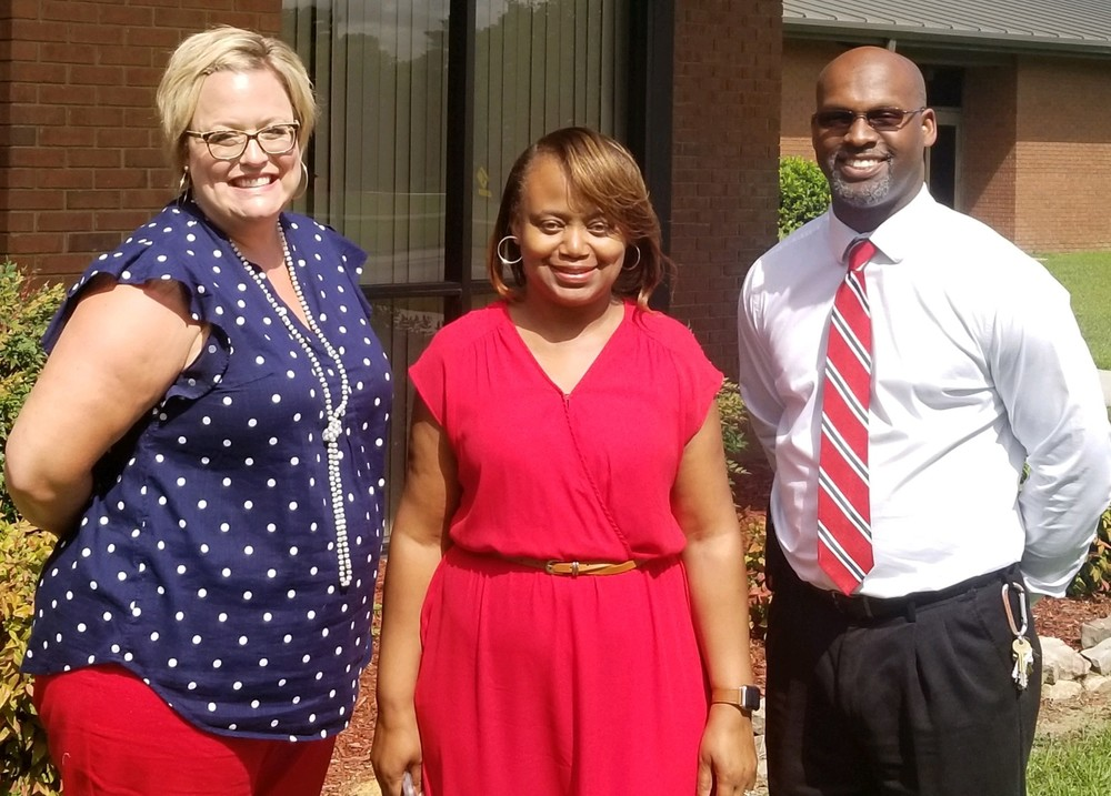 Meet the BCMS Administrative Team