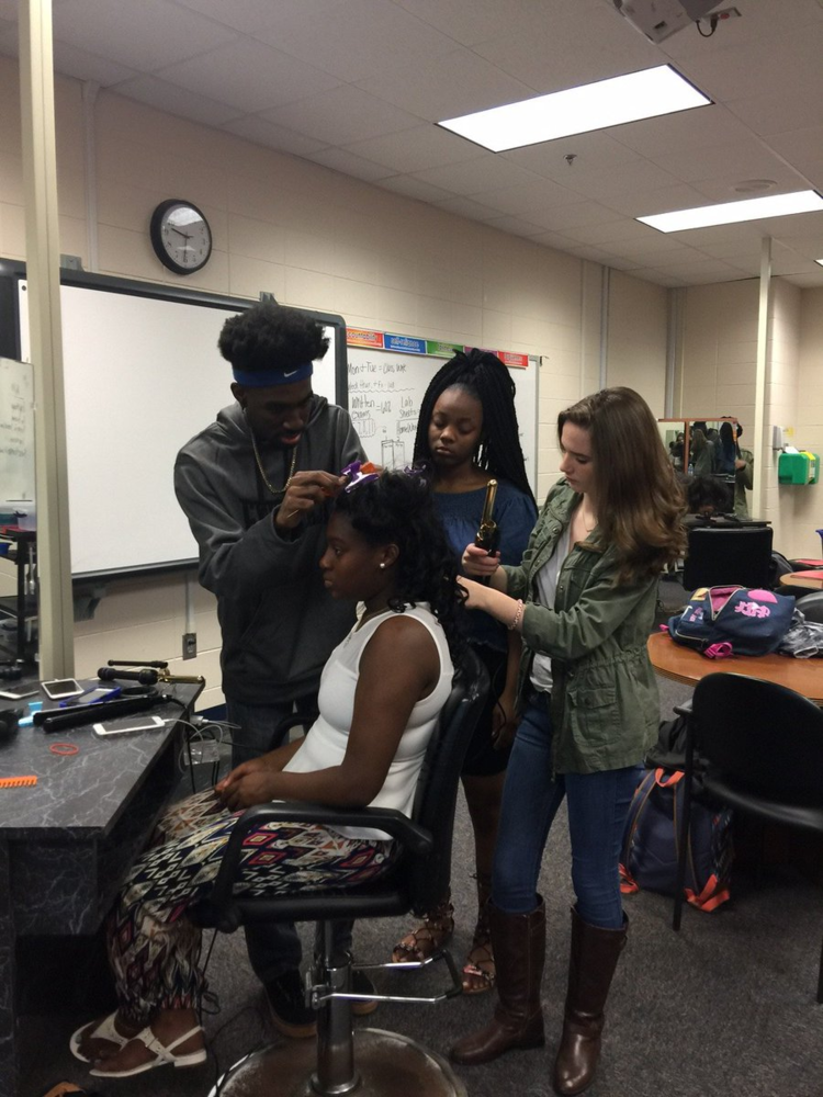 Cosmetology classes being offered for Delta students