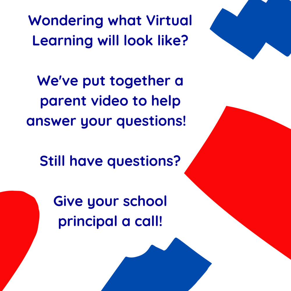 Check Out Our Virtual Learning Video!