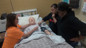 Emergency Medical Technician classes being offered for Delta students