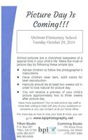 Picture Day 29 Oct. 2019