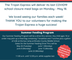 Summer Feeding Program Information