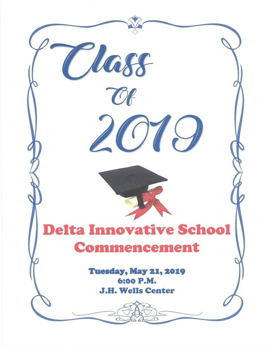 Delta Innovative School 2019 Graduation