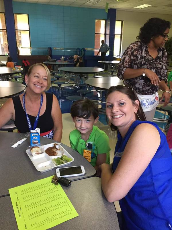 Kindergarten Lunch & Learn